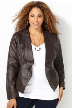 crop jacket AVE