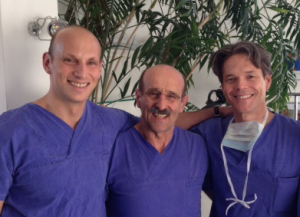 Dr Joe Dayan, Dr Josef Stutz, Dr Mark Smith